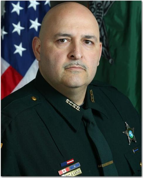 Sergeant James Scott LaRue