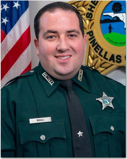 Deputy Sheriff Michael Magli