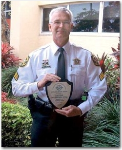 Broward Sheriff's Sergeant Christopher Reyka