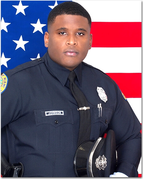 Police Officer Aubrey Travis Johnson, Jr.