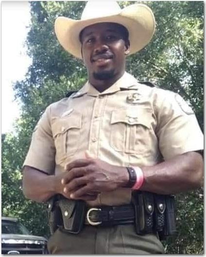Wildlife Officer Julian L. Keen, Jr.