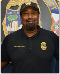 Lieutenant Christopher Michael Cunningham, Sr.