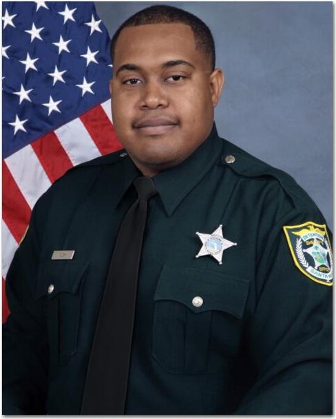 Detention Deputy Charles Otis Pugh, II