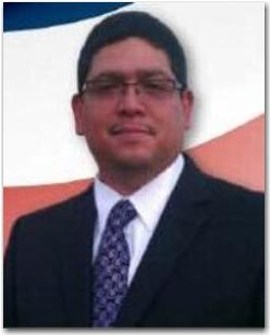 Correctional Officer Jairo Antonio Bravo