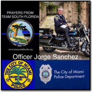 Officer Jorge Sanchez