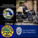 Officer Jorge Sanchez