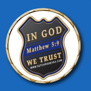 Challenge Coin - Fallen Florida Police Officers
