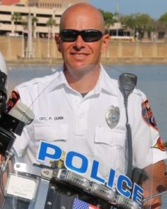 Police Officer Paul Dunn