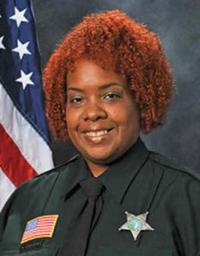 Deputy Sheriff Angela Dinece Chavers